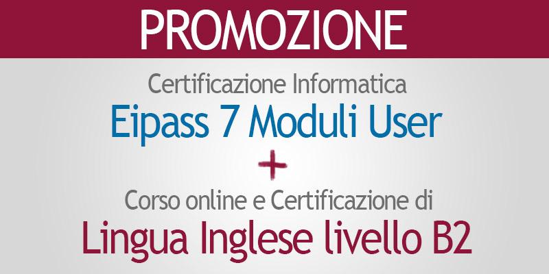 Certificazione informatica SCADENZA ISCRIZIONE 10 Febbraio 2016