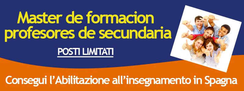 abilitazione insegnamento in Spagna