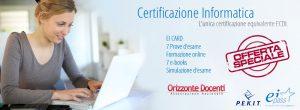 certificazione informatica
