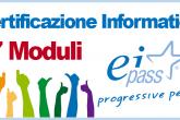 certificazioni eipass 7 moduli