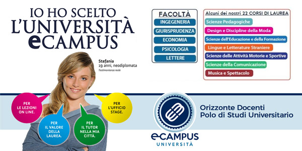 università telematica ecampus