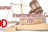 Inserimento in GAE ITP
