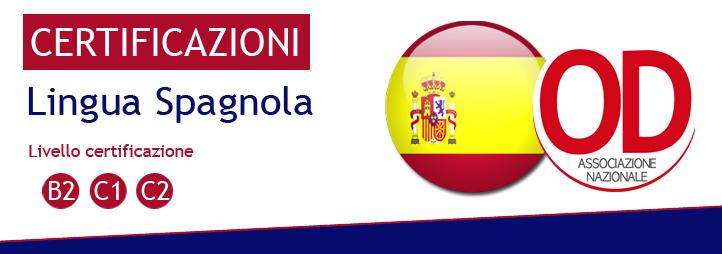 Certificazione lingua spagnola