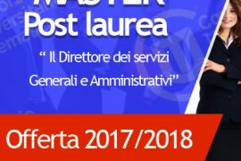 Master post laurea 2019 / 2020 - Orizzonte Docenti