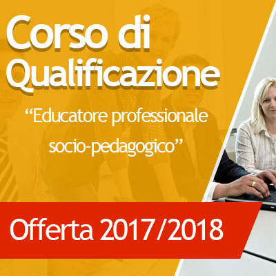 corso educatore professionale socio-pedagogico