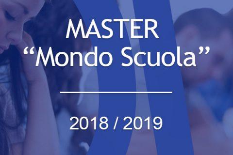 master post laurea 2018 2019
