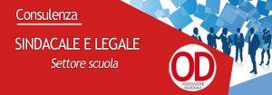 Consulenza sindacale e legale