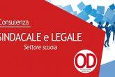 Consulenza legale e sindacale