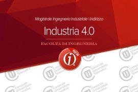 corso di laurea ingegneria industriale - Industria 4.0