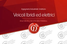 corso di laurea ingegneria - veicoli ibridi ed elettrici