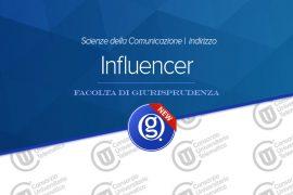 Corso di laurea influencer