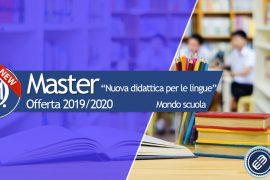 Master Nuova didattica per le lingue