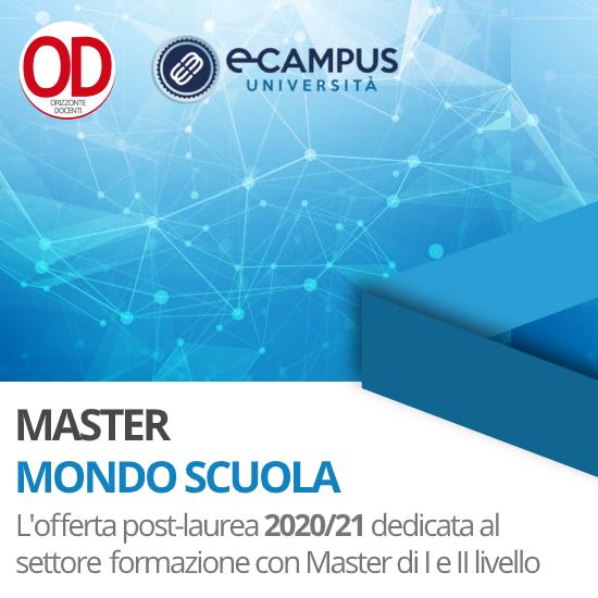 master mondo scuola - mobile page