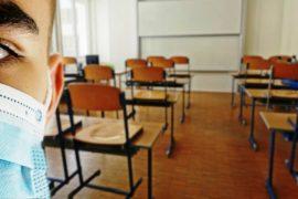 Lockdown per tutte le scuole