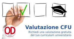 Valutazione CFU