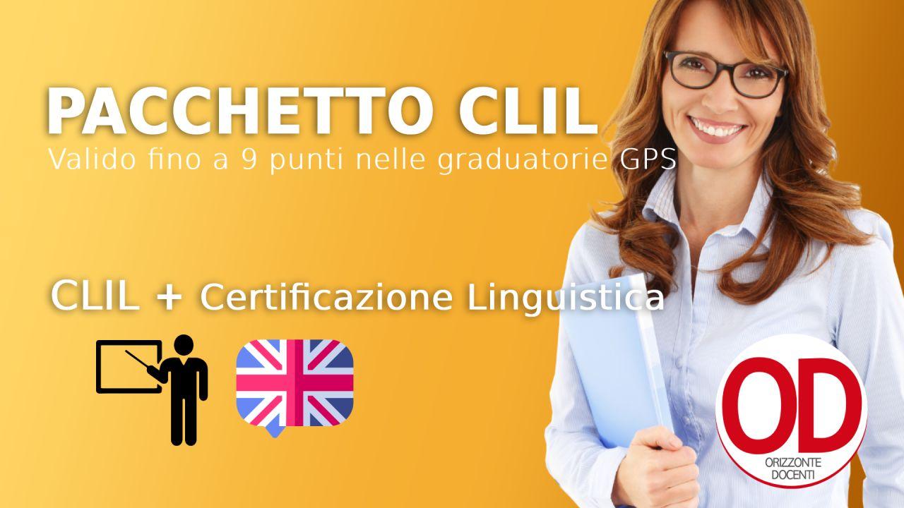 clil e certifiacazione linguistica