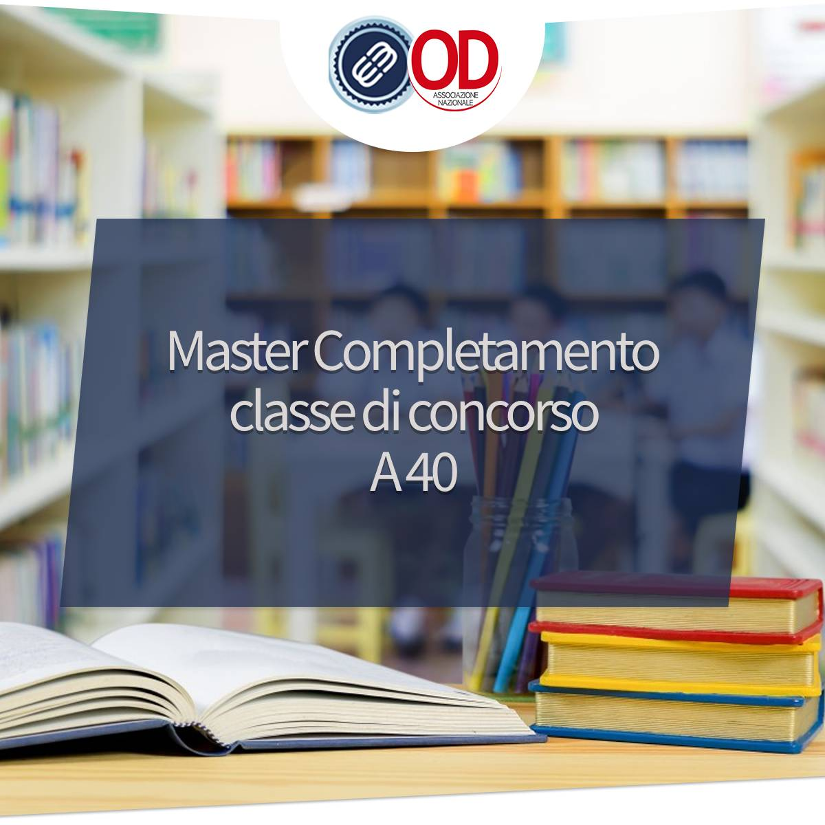 master classe di concorso A40