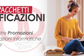 promozione certificazioni linguistiche ed informatiche