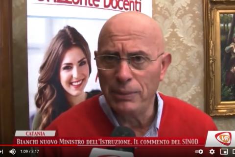 intervista antonino ballarino, presidente sinod, sul nuovo governo