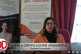 video clil certificazione linguistica