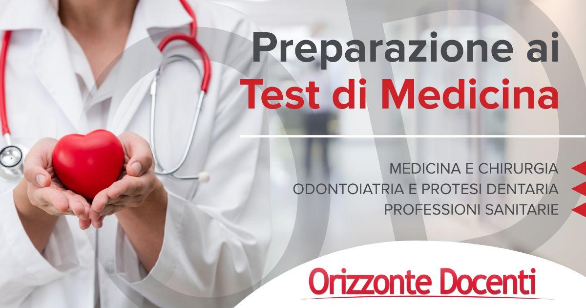 preparazione testi medicina