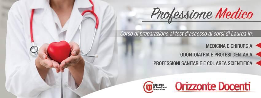 preparazione test medicina