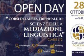 open day scuola superiore per mediatori linguistici